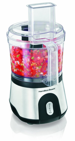 10. Hamilton Beach 70760 Food Processor (10-Cup) - Preferred