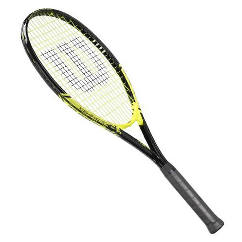 6. Wilson Sptg Gds XL Tennis Racket (WRT32160U3)