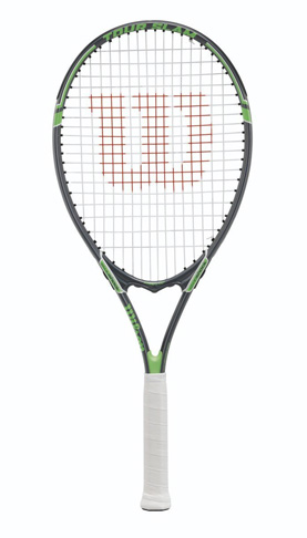 2. Wilson Adult Strung Tennis Racket (Tour Slam)
