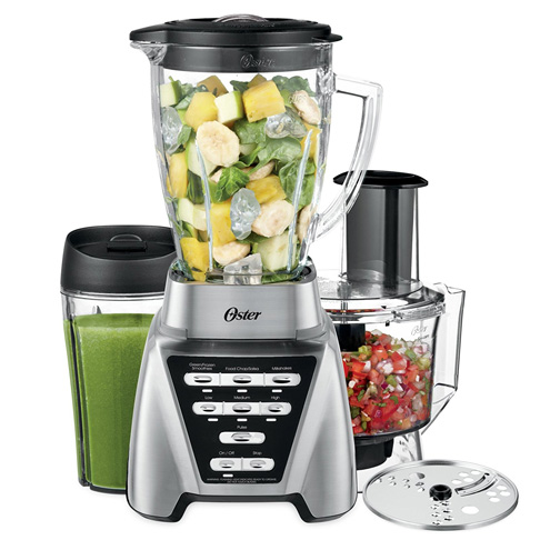 6. Oster Pro 1200 Blender with Food Processor