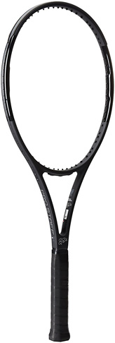 8. Wilson Pro Staff RF97 Tennis Racquet - Preferred