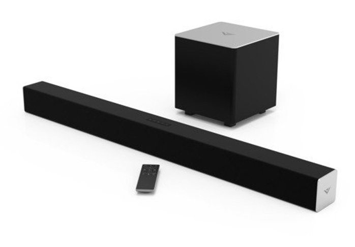 8. VIZIO 38-Inch 2.1 Channel SB3821-C6 Sound Bar (Certified Refurbished)