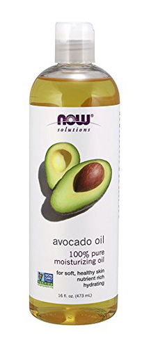 1. NOW Foods Avocado Oil (16-Ounce) - Preferred