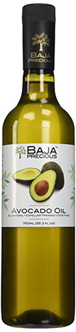 8. Baja Precious Avocado Oil (25.3 Fl Oz)