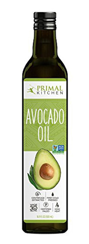 10. Primal Kitchen Whole30 Approved Avocado Oil (16.9 oz)