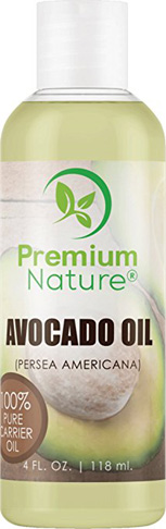 7. Premium Nature Avocado Oil Natural Carrier Oil (4 oz) - Preferred