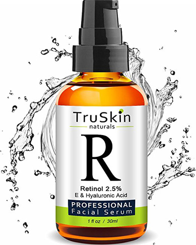 6. TruSkin RETINOL Serum (1 oz.) - Preferred