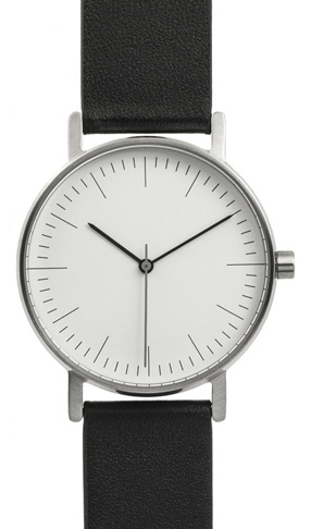 9. BIJOUONE B001 Minimalist Black Unisex Watch