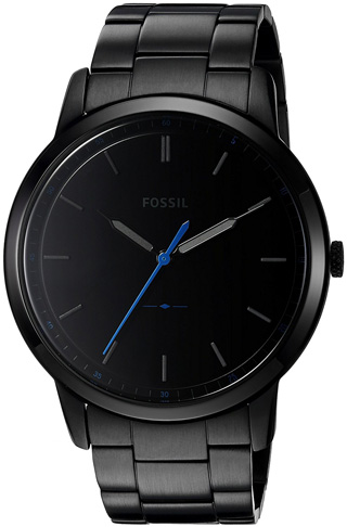 6. Fossil The Minimalist Three-Hand Watch