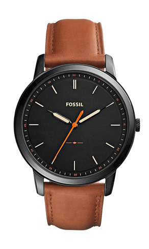 7. Fossil Mens The Minimalist (FS5305) - Preferred