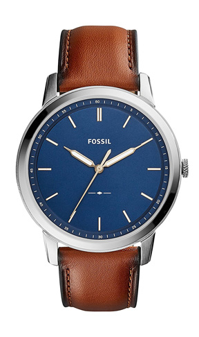 5. Fossil Mens The Minimalist – FS5304