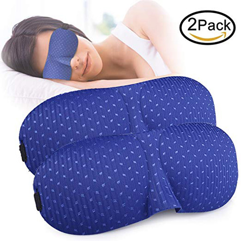 8. SLMASK Sleep Mask