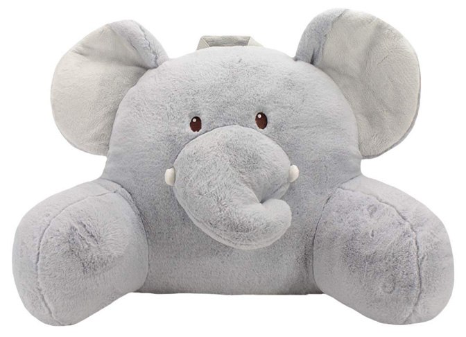 9. Sweet Seats Elephant Children's Plush - Preferred