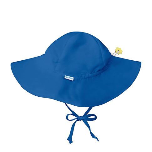 2. i play. Brim Sun Protection Hat (Baby & Toddler)