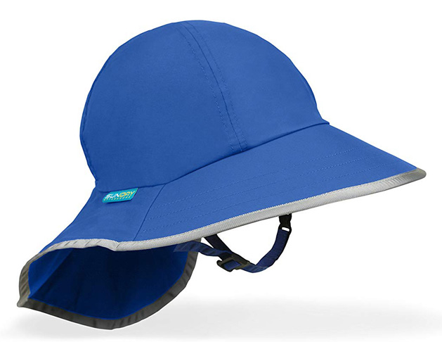 3. Sunday Afternoons Kids play Hat