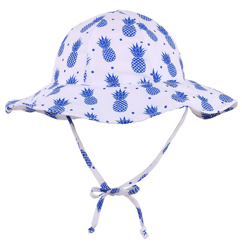 10. ThunderCloud Children's 50+ UV Protective Sun Hat