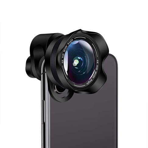 8. TODI Cell Phone Camera Lens - Preferred