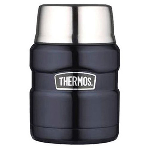 3. Thermos Stainless King 16 Ounce Food Jar (SK3000MBTRI4) - Preferred