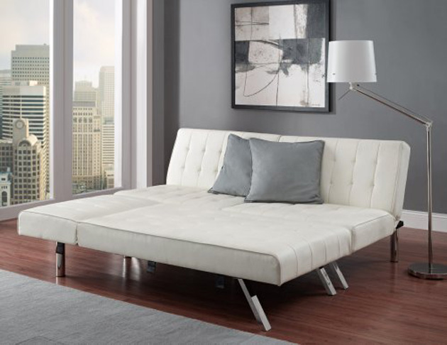 3. E M I L Y Modern Sofa Bed Sleeper