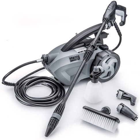 5. Powerhouse International 1.6 GPM 1800 PSI Electric Pressure Washer