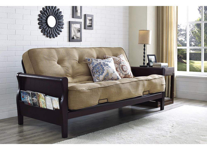 2. Better Homes & Gardens* Futon