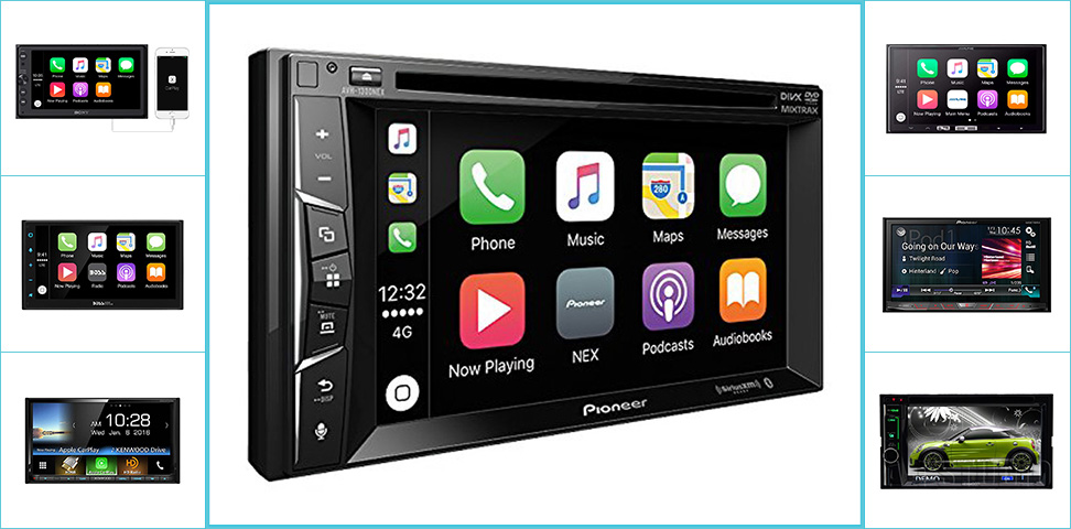 Top 10 Best Apple Carplay Head Unit Reviews In 2019 Top Most Reviews