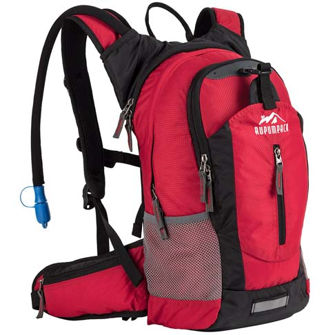 5. RUPUMPACK Hydration Backpack Pack - Preferred