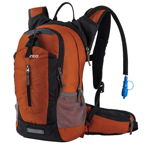 8. Gelindo Insulated Hydration Backpack Pack
