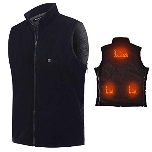 8. Vinmori Electric Heated Vest
