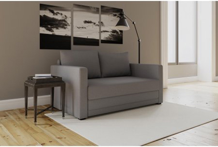 10. Mainstay- Modern Design Flip Sofa Sleeper -Preferred