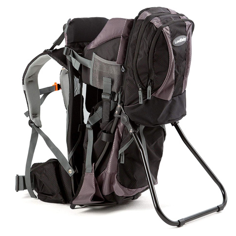 7. Luvdbaby Baby Backpack Carrier (with Removable Backpack) - Preferred