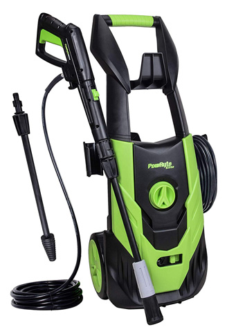 9. PowRyte 2100PSI 1.8GPM Electric Pressure Washer - Preferred