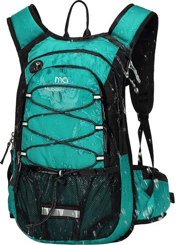 2. Mubasel Insulated Hydration Backpack Pack with 2L Bladder - Preferred