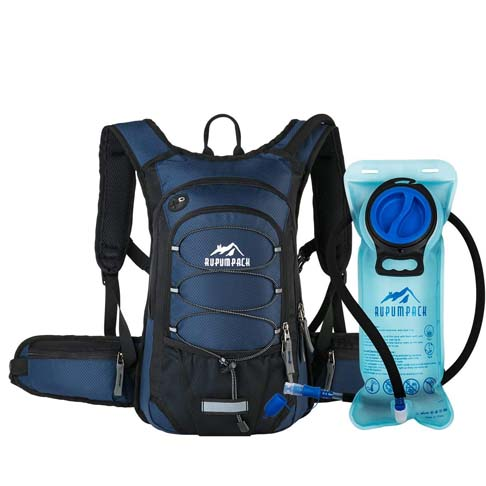 10. RUPUMPACK Hydration Backpack Pack