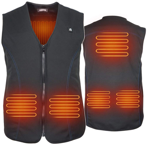 9. ARRIS USB Electric Heated Vest - Preferred