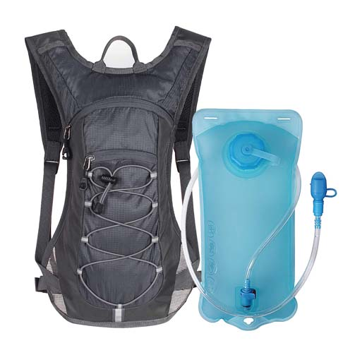 6. Unigear Hydration Pack Backpack with 2L Water Bladder