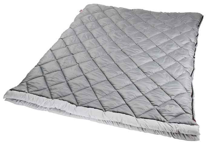 5. Coleman Tandem 3-in-1 Double Sleeping Bag
