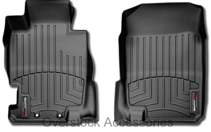 8. WeatherTech 446071 FloorLiner