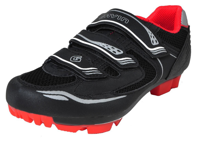 2. Gavin off Road Mountain Cycling Shoes MTB