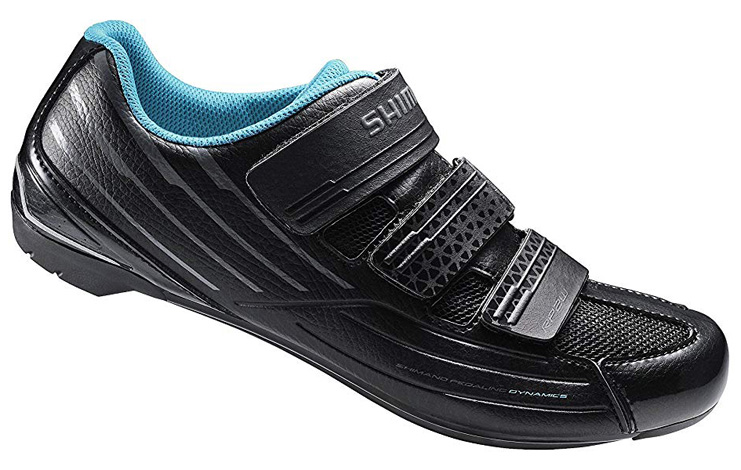 1. SHIMANO SHRP2W Road Shoe Women's Cycling Black - Preferred