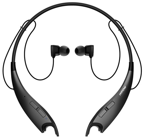 2. Mpow Jaws V4.1 Bluetooth Headphones - Preferred