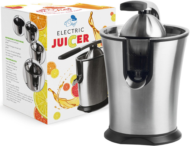 8. Chuzy Chef Electric Citrus Juicer