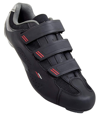 6. Tommaso Strada 100 Road Touring Cycling Spinning Shoe - Preferred