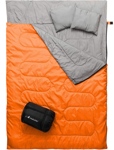 4. MalloMe Camping Sleeping Bag