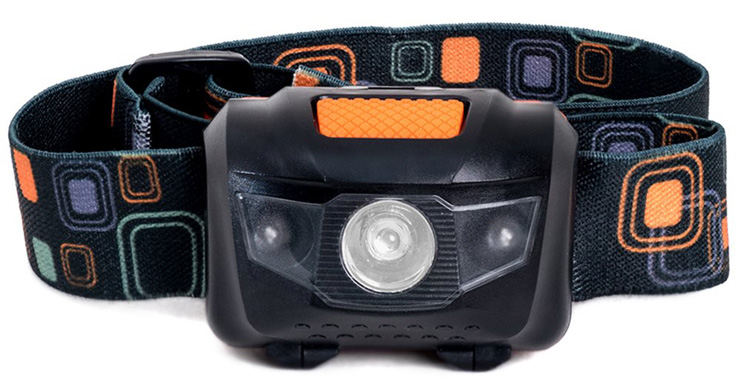 2. Shinning Buddy LED Headlamp Flashlight - Preferred