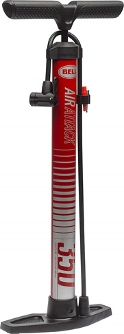 4. Bell Air Attack High Volume Bicycle Pump
