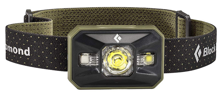 9. Black Diamond Storm Headlamp