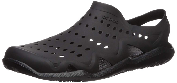 7. Crocs Men's Swiftwater Wave Water Shoe
