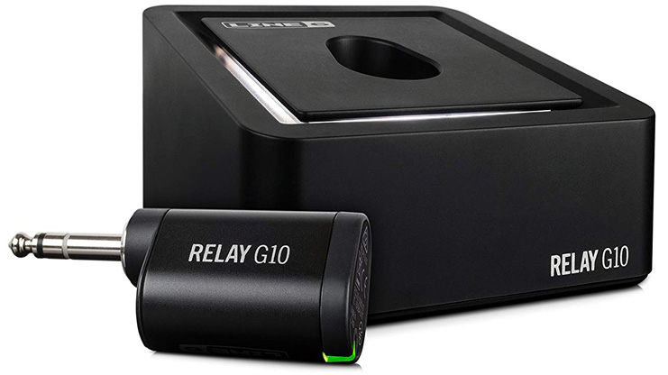 2. Line 6 Relay G10 Digital Wireless Guitar System