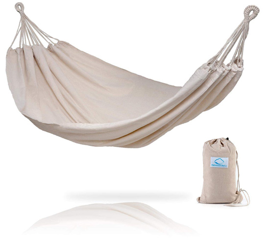 2. Hammock Sky Brazilian Two Person Double Hammock - Preferred